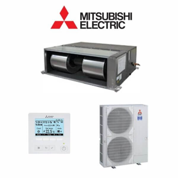 Mitsubishi Electric Peam125GAAV8ZKIT 12.5kW